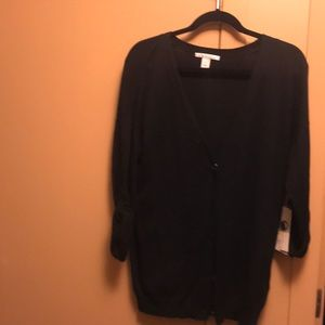 Kenneth Cole New York black sweater BNWT SIZE M